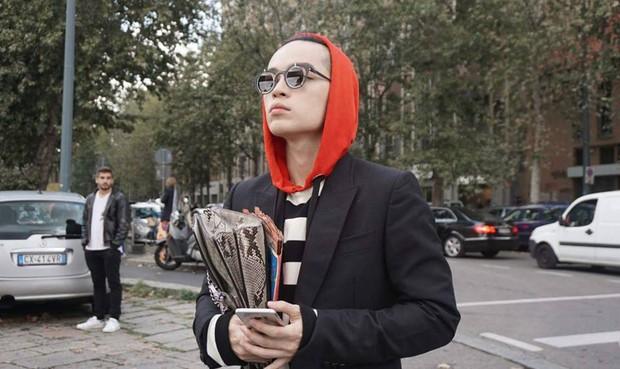 Kelbin Lei phủ đầy hàng hiệu, thẳng tiến dự show tại Milan Fashion Week - Ảnh 12.