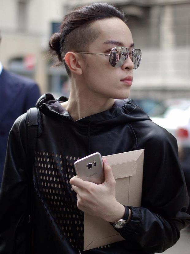 Kelbin Lei lại một lần nữa chễm chệ trên Vogue Ý và hàng loạt blog thời trang - Ảnh 15.