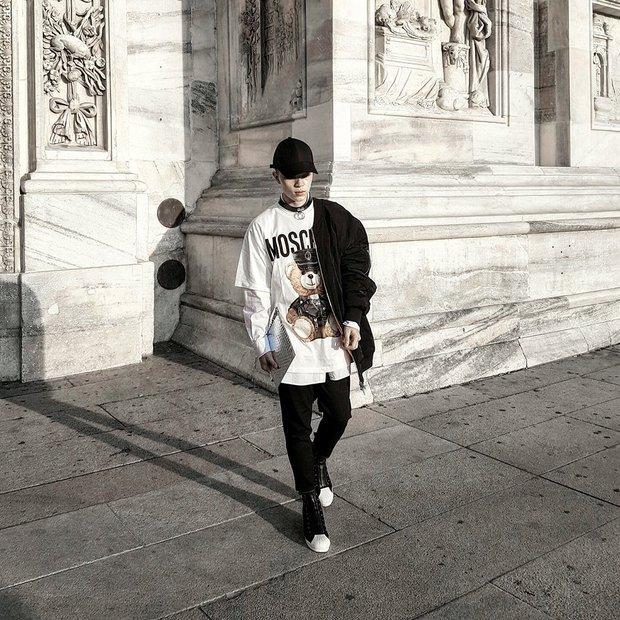 Kelbin Lei lại một lần nữa chễm chệ trên Vogue Ý và hàng loạt blog thời trang - Ảnh 12.