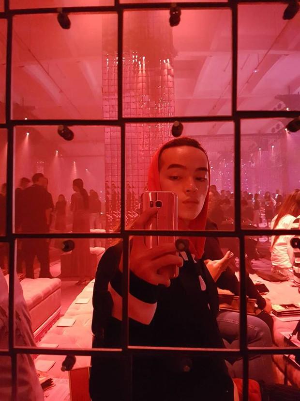 Kelbin Lei phủ đầy hàng hiệu, thẳng tiến dự show tại Milan Fashion Week - Ảnh 8.