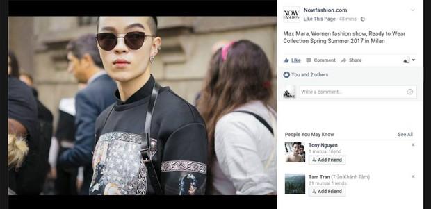 Kelbin Lei lại một lần nữa chễm chệ trên Vogue Ý và hàng loạt blog thời trang - Ảnh 8.