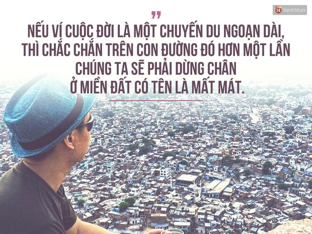 Chàng trai Việt giả ăn xin ở Nepal: Khi đặt nhu cầu hưởng thụ xuống thấp, cuộc sống sẽ đơn giản và dễ chịu hơn - Ảnh 6.