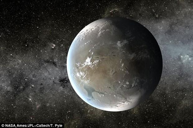 Phát hiện hành tinh có khí hậu hoàn hảo để tồn tại sự sống - Ảnh 1.