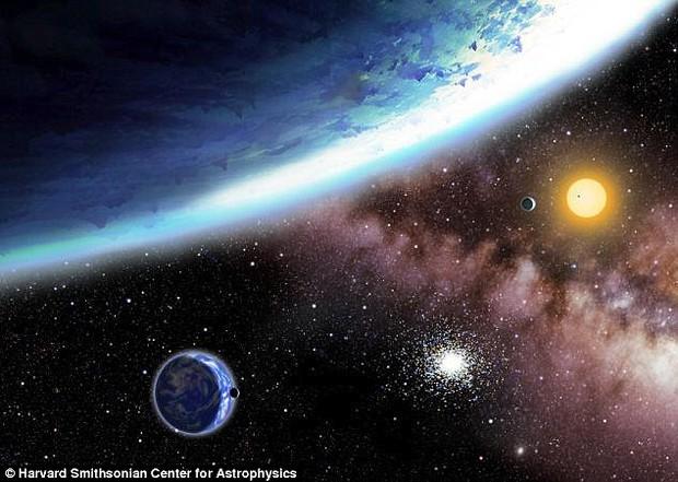 Phát hiện hành tinh có khí hậu hoàn hảo để tồn tại sự sống - Ảnh 3.