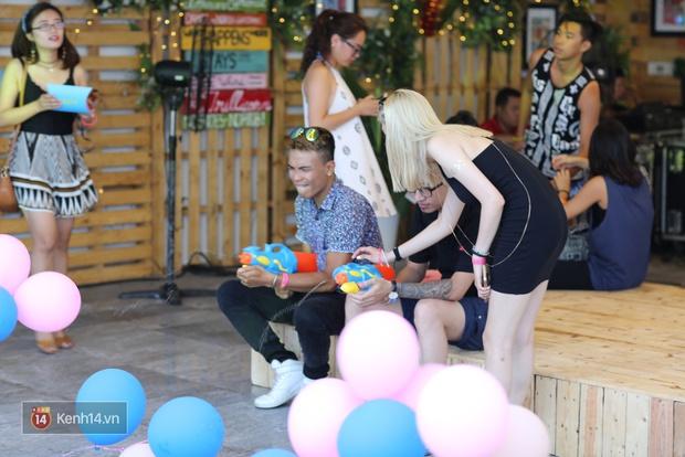 Mỗi dịp có pool party, giới trẻ Hà Nội lại được quẩy tưng bừng - Ảnh 5.