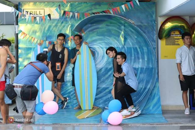 Mỗi dịp có pool party, giới trẻ Hà Nội lại được quẩy tưng bừng - Ảnh 6.