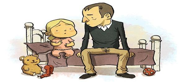 Quy tắc đồ lót ai cũng cần biết để giúp trẻ em tránh bị xâm hại tình dục - Ảnh 1.