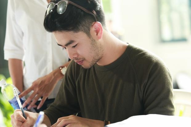 Chúng Huyền Thanh hộ tống bạn trai hot boy đi casting show âm nhạc - Ảnh 6.
