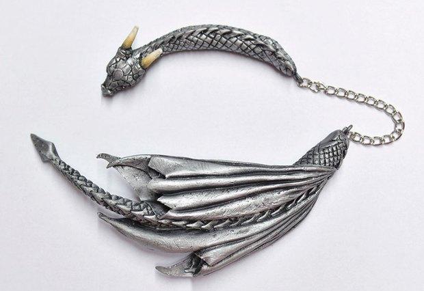 Bộ trang sức cực chất lấy cảm hứng từ Mẹ rồng Daenerys Targaryen - Ảnh 9.