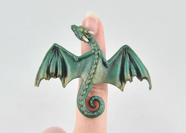 Bộ trang sức cực chất lấy cảm hứng từ Mẹ rồng Daenerys Targaryen - Ảnh 5.