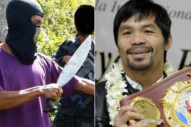 Phiến quân Philippines âm mưu bắt cóc võ sĩ Manny Pacquiao - Ảnh 1.