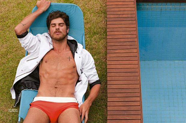 10 chàng mẫu nam sẽ khiến bạn thấy rằng Brazil là đất nước của nam thần không góc chết - Ảnh 25.
