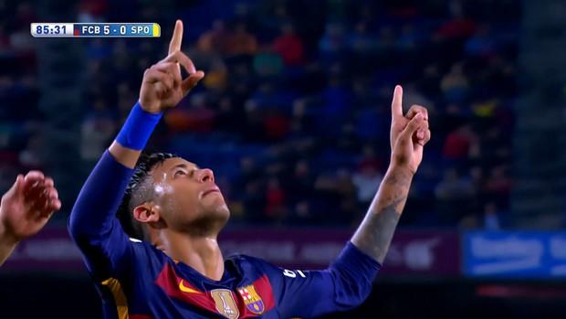 Hành động ấm áp tình người của Neymar chạm tới trái tim người hâm mộ - Ảnh 1.