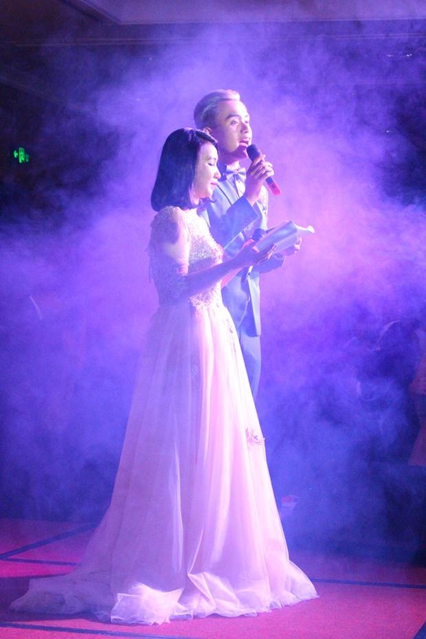 Teen THPT Lê Quý Đôn (TP.HCM) quẩy cực sung trong prom độc lập đầu tiên của trường - Ảnh 14.