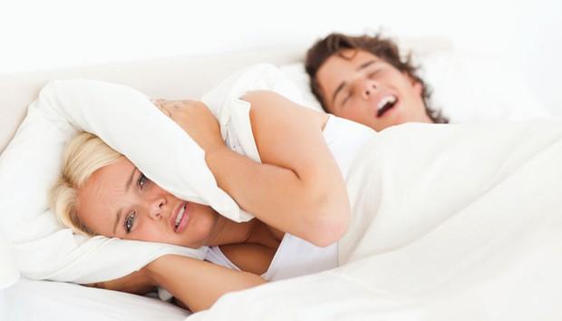 Ra mắt thiết bị chống ngủ ngáy, ai đang tức điên đầu hằng đêm phải mua ngay - Ảnh 1.