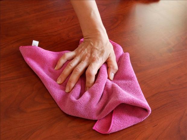 Mẹo vặt làm sạch các đồ vật trong nhà - chưa bao giờ dọn nhà dễ dàng đến thế - Ảnh 11.