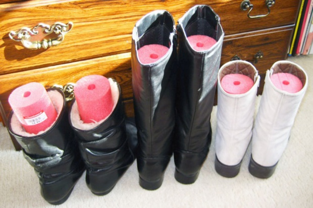 9 mẹo vặt giúp bạn có tủ quần áo gọn gàng đón năm mới - Ảnh 11.