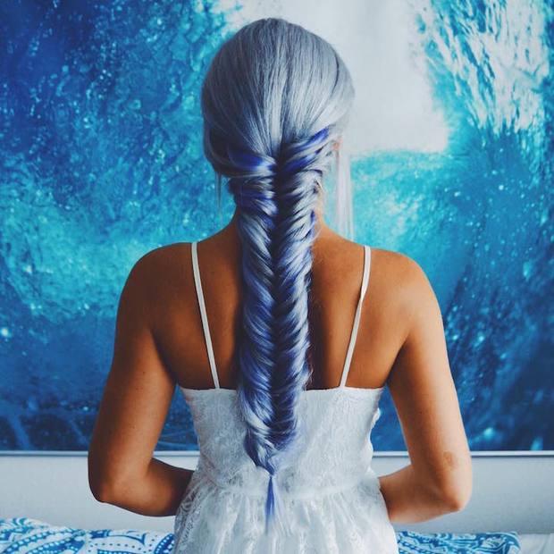 Dù bố mẹ không thích nhưng vẫn phải công nhận tóc nhuộm kiểu nàng tiên cá đẹp quá - Ảnh 10.