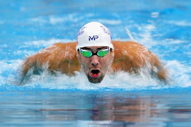 Bức ảnh khiến hàng triệu người thêm khâm phục tinh thần thép của VĐV Michael Phelps - Ảnh 2.