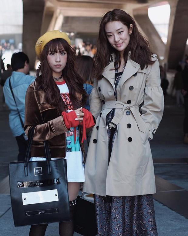 Hoàng Ku, Châu Bùi, Cao Minh Thắng & các fashionista Việt nổi không kém fashionista Hàn tại Seoul Fashion Week - Ảnh 14.