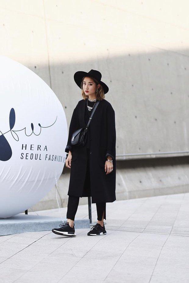 Hoàng Ku, Châu Bùi, Cao Minh Thắng & các fashionista Việt nổi không kém fashionista Hàn tại Seoul Fashion Week - Ảnh 11.
