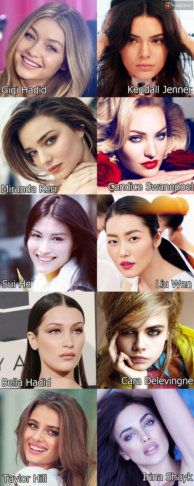 Yoona hay Jiyeon, Gigi hay Kendall, ai sẽ thắng cuộc chiến sắc đẹp 2016 do fan Việt bình chọn? - Ảnh 3.
