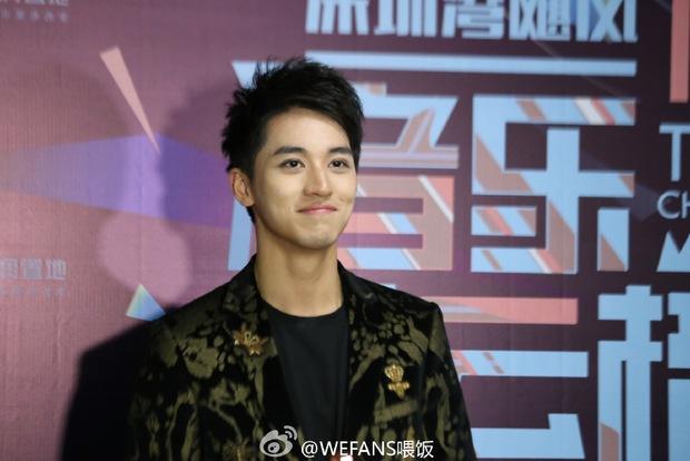 Dàn sao hot nhất Hoa - Hàn hội ngộ tại thảm xanh Chinese Top Music Awards - Ảnh 23.