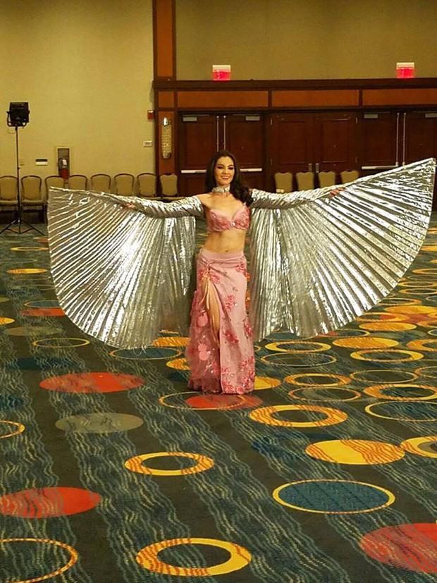 Gặp sự cố bất ngờ, Diệu Ngọc buộc phải thay đổi phần thi tài năng tại Miss World vào phút chót - Ảnh 15.