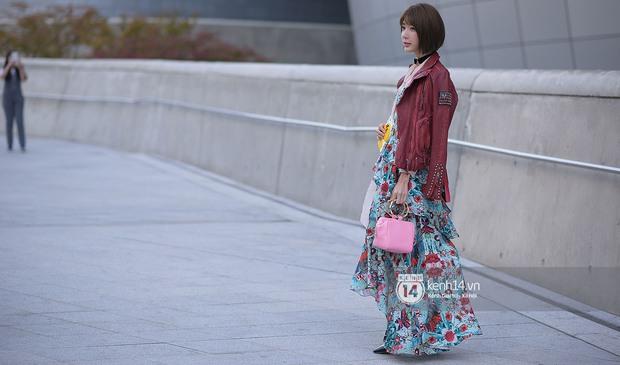 Độc quyền: Street style chất lừ tại Tuần lễ thời trang Seoul - Ngày 2 - Ảnh 21.