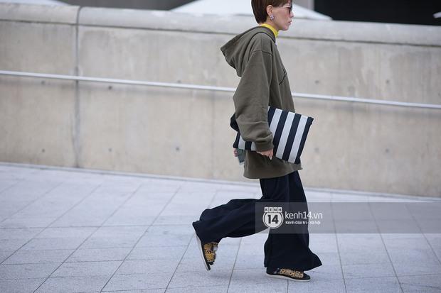 Độc quyền: Street style chất lừ tại Tuần lễ thời trang Seoul - Ngày 2 - Ảnh 22.