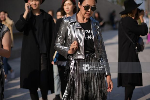 Độc quyền: Street style chất lừ tại Tuần lễ thời trang Seoul - Ngày 2 - Ảnh 18.