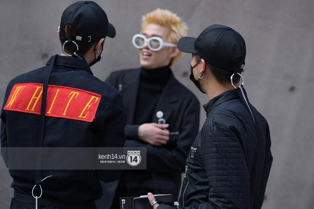 Độc quyền: Street style chất lừ tại Tuần lễ thời trang Seoul - Ngày 2 - Ảnh 16.