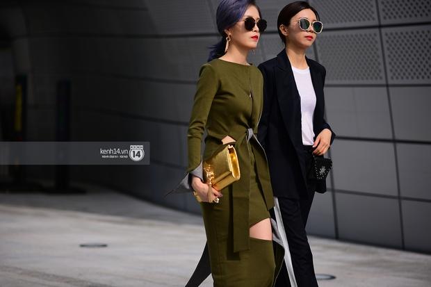 Ngày 5 Seoul Fashion Week: Fashionista Việt mặc gì để gây ấn tượng? - Ảnh 19.