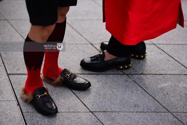 Ngày 5 Seoul Fashion Week: Fashionista Việt mặc gì để gây ấn tượng? - Ảnh 20.
