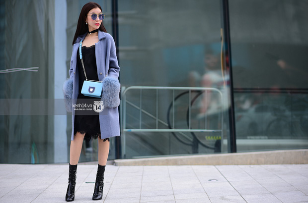 Ngày 5 Seoul Fashion Week: Fashionista Việt mặc gì để gây ấn tượng? - Ảnh 21.