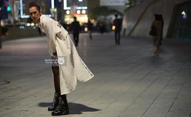 Ngày 5 Seoul Fashion Week: Fashionista Việt mặc gì để gây ấn tượng? - Ảnh 13.