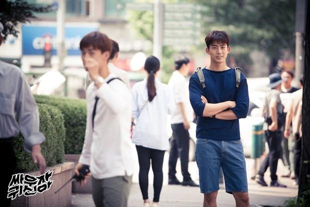 Ma nữ Kim So Hyun và pháp sư 2PM Taecyeon cực đẹp đôi - Ảnh 4.