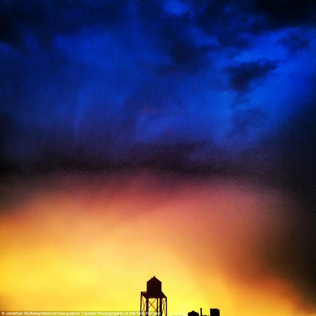 13 bức hình đẹp hút hồn về thành phố không ngủ New York - Ảnh 12.