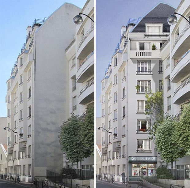 Chán ngán với các bức tường xám xịt, họa sĩ này đã tạo ra cả một thành phố nghệ thuật - Ảnh 3.