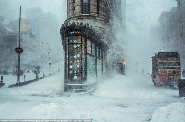 13 bức hình đẹp hút hồn về thành phố không ngủ New York - Ảnh 8.