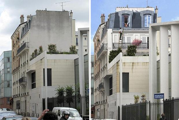 Chán ngán với các bức tường xám xịt, họa sĩ này đã tạo ra cả một thành phố nghệ thuật - Ảnh 9.