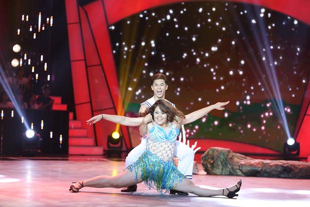 Bước nhảy ngàn cân: Đàm Vĩnh Hưng bênh vực con người thật của Phạm Hương - Ảnh 10.