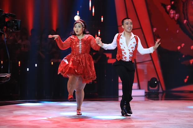 Bước nhảy ngàn cân: Đàm Vĩnh Hưng bênh vực con người thật của Phạm Hương - Ảnh 22.