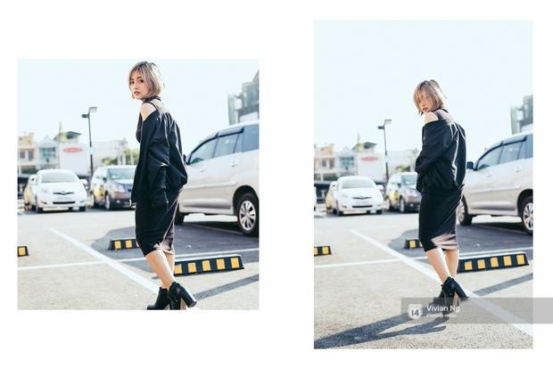Nga Wendy: Xinh đẹp và siêu cool, đúng chuẩn It girl chính hiệu của giới trẻ Việt Nam - Ảnh 15.