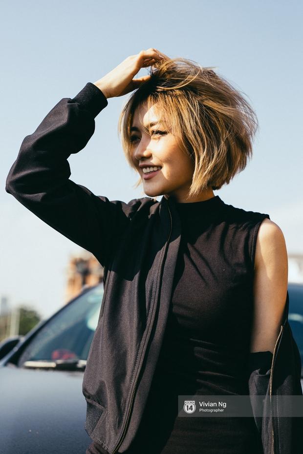 Nga Wendy: Xinh đẹp và siêu cool, đúng chuẩn It girl chính hiệu của giới trẻ Việt Nam - Ảnh 6.