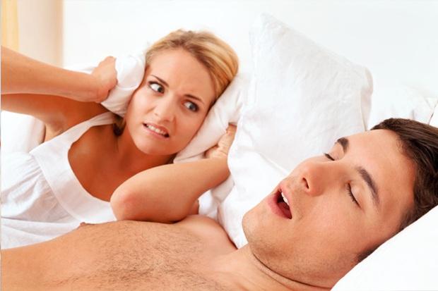 Ngủ ngáy và căn bệnh ẩn sau đó khiến bạn lo sợ - Ảnh 1.