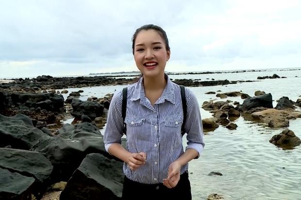 Hoa hậu Việt Nam 2016: Nàng thơ xứ Huế Ngọc Trân tiếp tục được khen hết lời với dự án môi trường - Ảnh 2.
