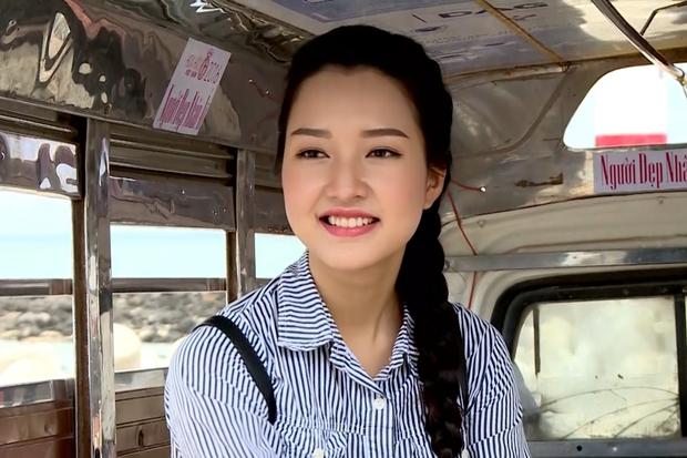 Hoa hậu Việt Nam 2016: Nàng thơ xứ Huế Ngọc Trân tiếp tục được khen hết lời với dự án môi trường - Ảnh 4.