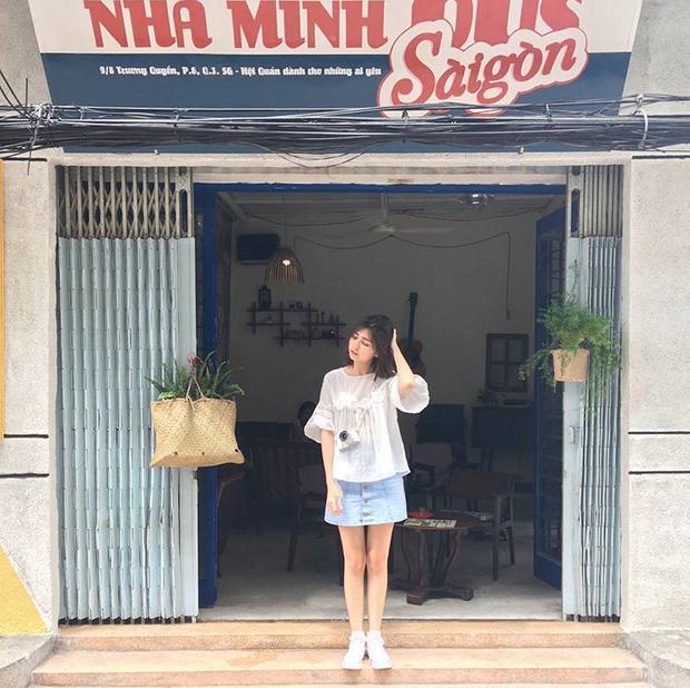 Trung Thu, đi ngay những quán cà phê retro ở Sài Gòn cho hợp không khí hoài cổ nào - Ảnh 16.