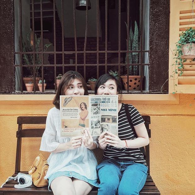 Trung Thu, đi ngay những quán cà phê retro ở Sài Gòn cho hợp không khí hoài cổ nào - Ảnh 21.